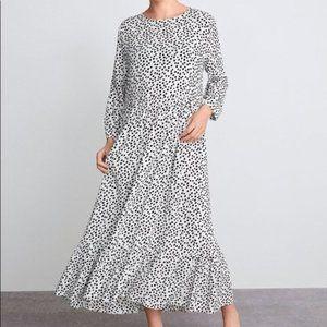 THEE Zara Polka Dot Dress